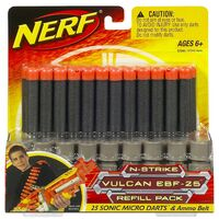 25 dart belt refill