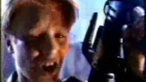 Devon Sawa in Nerf Arrow Storm Ad from 1993