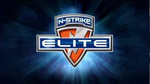 Nerf N-Strike Elite Sizzle Video
