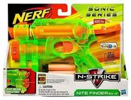 Nerf Sonic Series N-Strike Nite Finder - Box Art