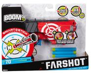 Farshot packaging
