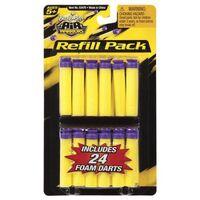 24 foam darts refill pack
