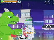 Roar Rampage screen 1