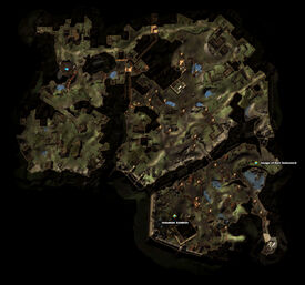 The Rage Mystic Quest Map