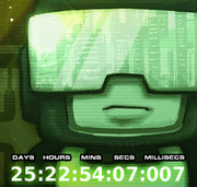Redesign Countdown