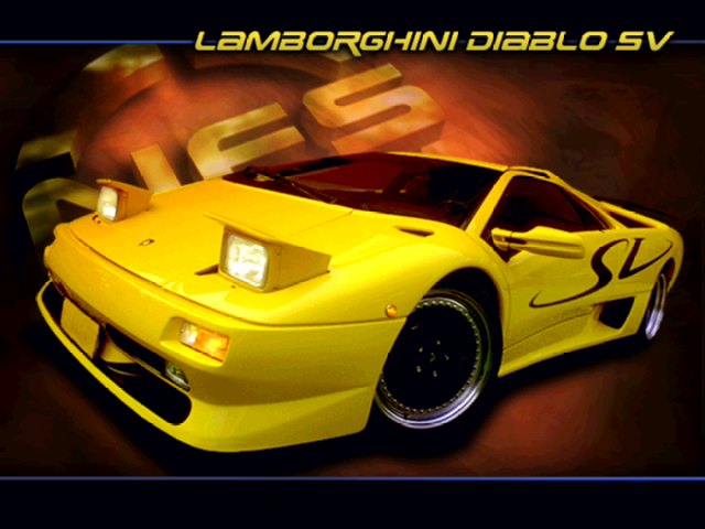 image need for speed iii hot pursuit pc lamborghini diablo sv loading scree. Black Bedroom Furniture Sets. Home Design Ideas