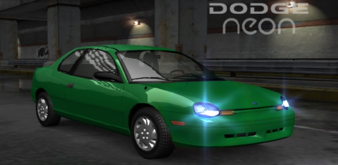 Dodge Neon Need For Speed Wiki Fandom Powered By Wikia