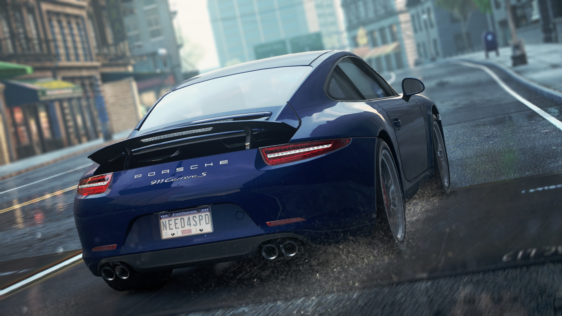 Porsche 911 carrera s 991 need for speed wiki fandom - Porsche 911 carrera s wallpaper ...