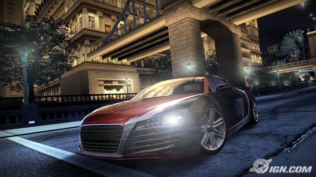 Need For Speed Carbon Avoir Audi Le Mans Quattro 58