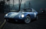 CarRelease Shelby Cobra Daytona Coupe Blue 2