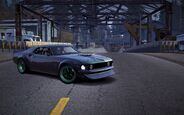 CarRelease Ford Mustang RTR-X Team Need for Speed 4