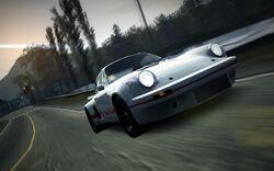 CarRelease Porsche 911 Carrera RSR 3.0 White
