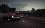 CarRelease Chevrolet El Camino SS Red 3