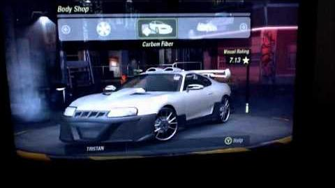 """""""Need for Speed Most Wanted vs. Need for Speed Underground vs Need for Speed Underground 2 Tuning"""""""