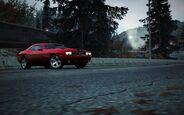 CarRelease Dodge Challenger Concept Orange 4