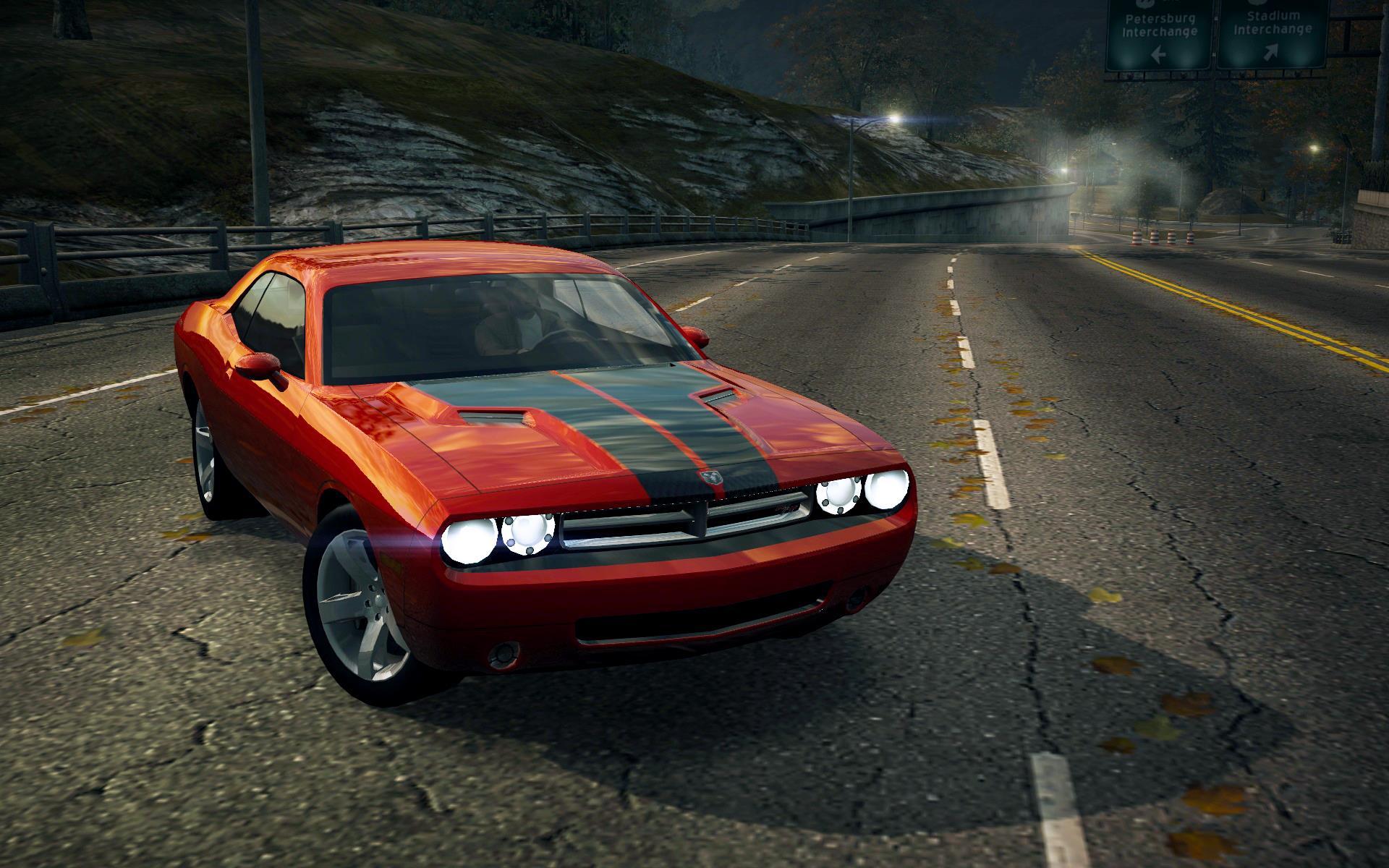 Challenger Concept Car Challenger Concept