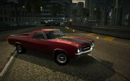 CarRelease Chevrolet El Camino SS Red 2