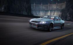 CarRelease Nissan Skyline GT-R R34 NISMO Z-Tune Z-Tune Silver