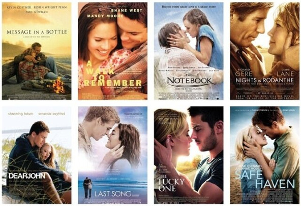 Rate R for Romance: How romantic comedies harmfully affect our view of romance