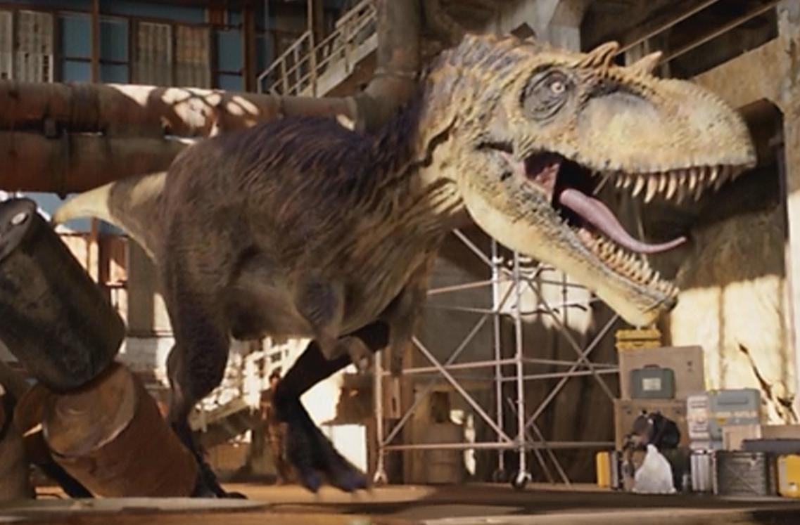 Primeval New World Albertosaurus Albertosaurus |...