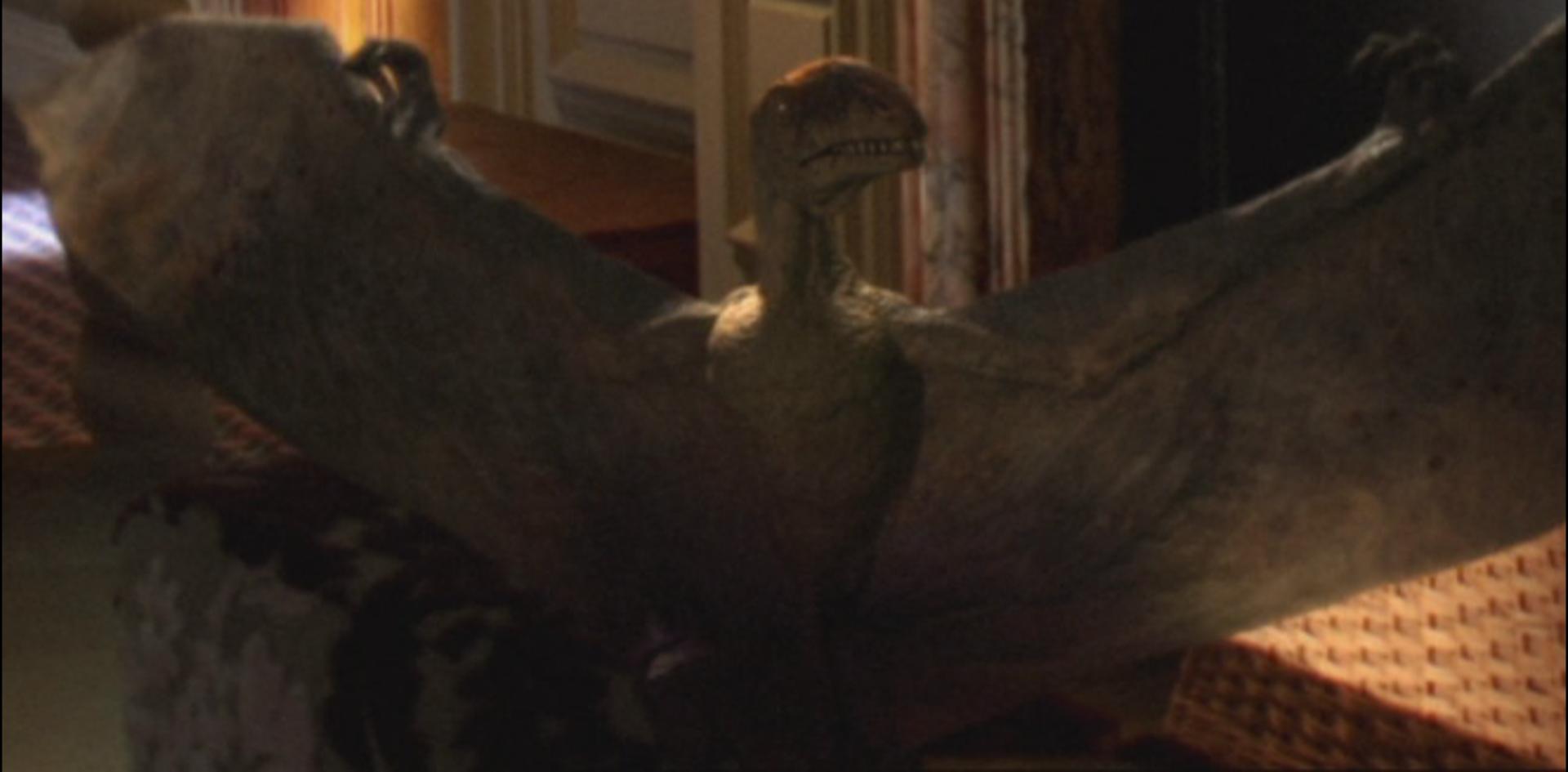 Anurognathus wiki nick cutter et les portes du temps - Harry potter 8 et les portes du temps ...
