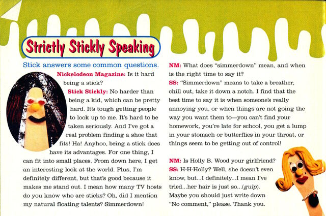 File:Nickelodeon Magazine February 1996 Stick Stickly interview.jpg