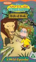 The Wild Thornberrys Gift of Gab VHS