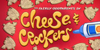 Cheese & Crockers