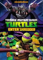 Enter Shredder DVD
