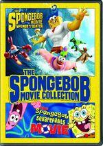 The Spongebob Movie Collection DVD