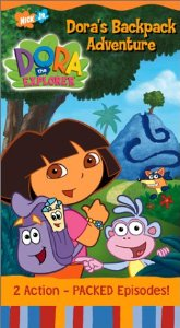 File:Dora the Explorer Dora's Backpack Adventure VHS.jpg