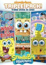 SpongeBob Triple Pack 1