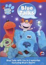 Blue's Clues Blue Talks DVD