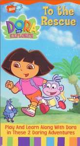 File:Dora the Explorer To the Rescue VHS.jpg