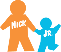 Nick Jr. OLd logo