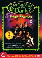 AreYouAfraidOfTheDark Freaky Favorites