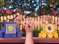 Oobi Grampu Noggin Nick Jr. TV Series 8