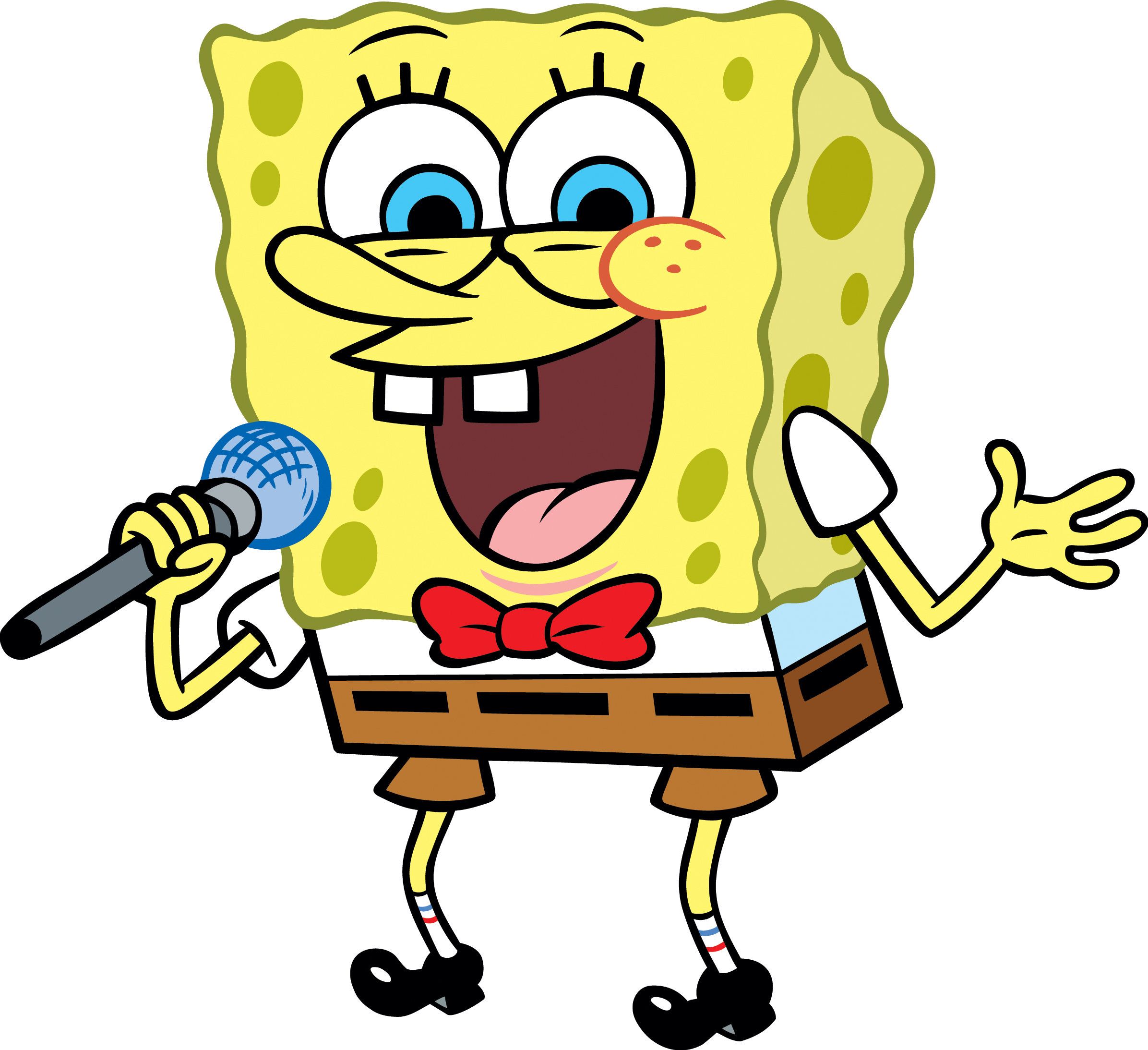 spongebob squarepants character nickelodeon fandom powered