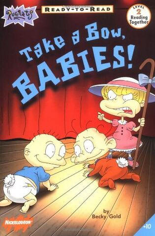 File:Rugrats Take a Bow Babies Book.jpg