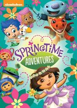 Springtime Adventures - cover