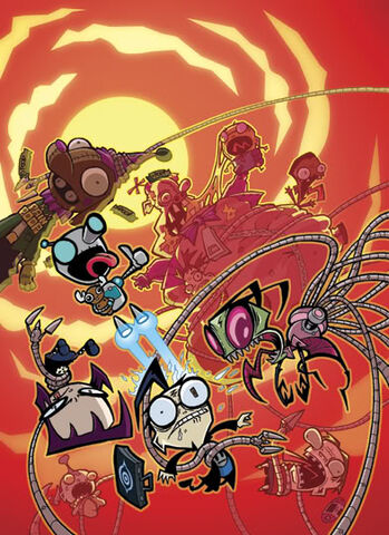 File:Invader Zim Progressive Stupidity Original DVD.jpg