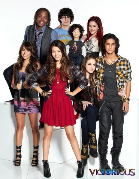 List of Victorious characters Nickelodeon FANDOM powered by Wikia