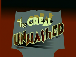 Title-TheGreatUnwashed