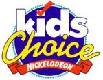 Kids Choice logo from 1988