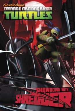 File:Teenage Mutant Ninja Turtles Showdown With Shredder Book.JPG