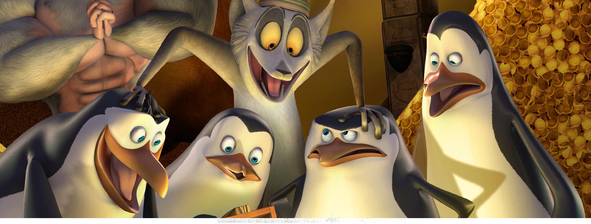 die pinguine aus madagascar serie  nickelodeon wiki