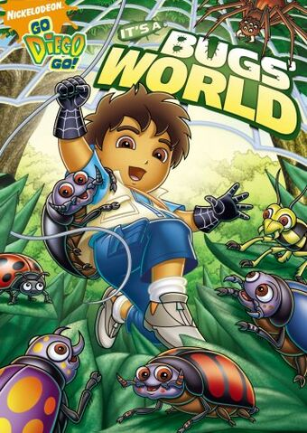File:Go Diego Go! It's a Bug's World DVD.jpg