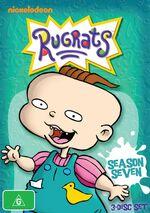 Rugrats Season 7 DVD Austraila