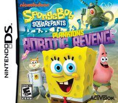 Robot Revenge DS