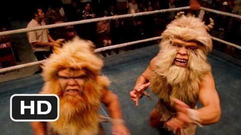 Tag Team Terrors - Nacho Libre (4 10) Movie CLIP (2006) HD